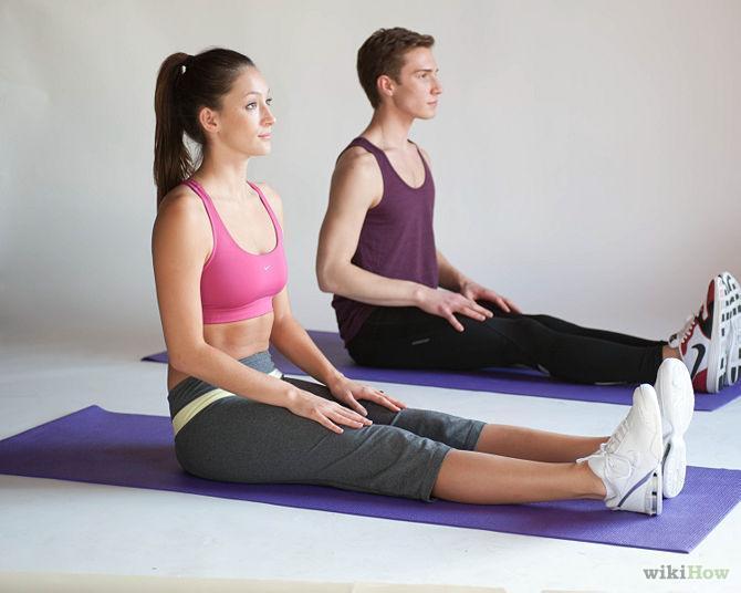 Pilates para la espalda desde casa