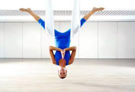 El pilates aéreo