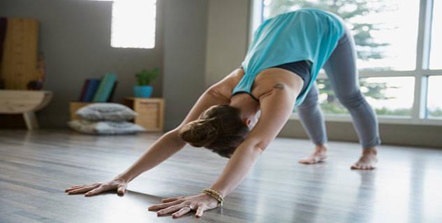 Beneficios del yoga terapeutico
