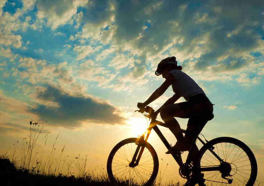 Gana más resistencia haciendo bicicleta