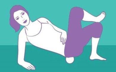 Las mejores posturas para ciática en casa