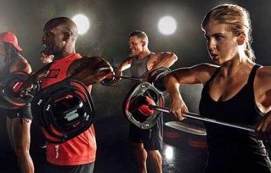 Empezamos con las clases de body pump