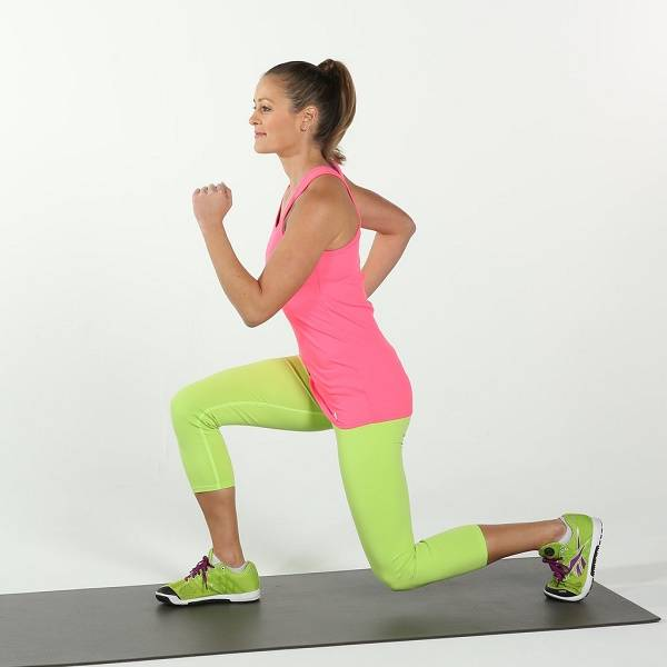 ¿Conoces los lunges?