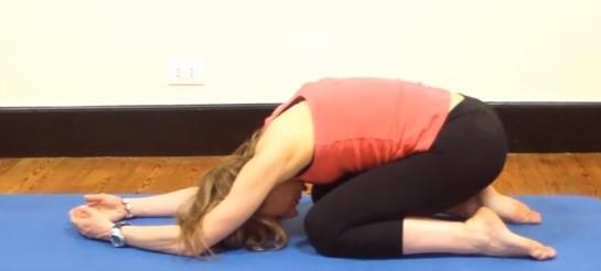 ¿Como estirar el músculo piramidal correctamente?